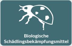Biologische Schädlingsbekämpfungsmittel