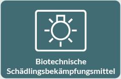 Biotechnische Schädlingsbekämpfungsmittel