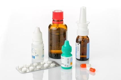 Medikamente gegen Schnupfen und Allergien
